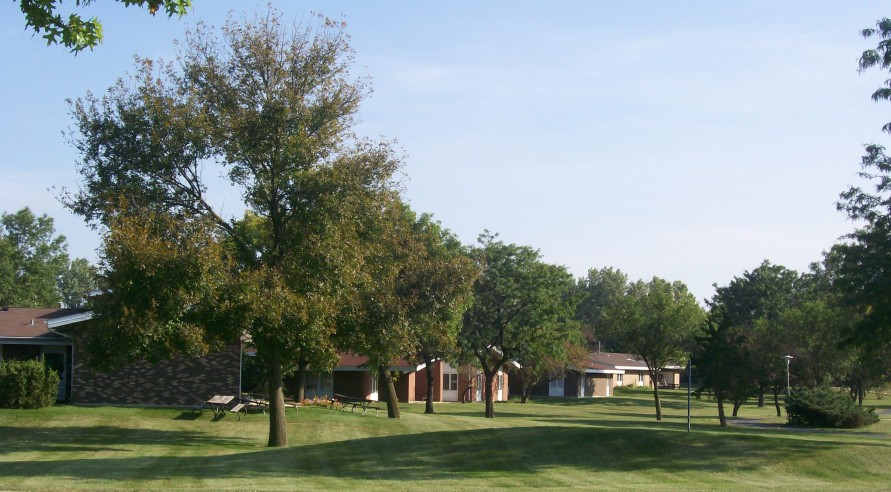 The Elisabeth Ludeman Development Center, Park Forest, Illinois. Established 1972